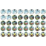 40-count WOLFGANG PUCK Coffee Single Serve cups For Keurig K cup Brewer Variety Pack Sampler