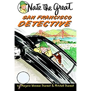 Nate the Great, San Francisco Detective Audiobook