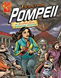 img - for Escape from Pompeii: An Isabel Soto Archaeology Adventure (Graphic Expeditions) book / textbook / text book