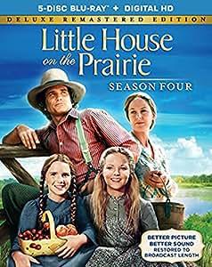 Little House Prairie Season dp BNFCRNCS