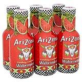 アリゾナスイカジュースを飲む6×500ミリリットル - AriZona Watermelon Juice Drink 6 x 500ml [並行輸入品]