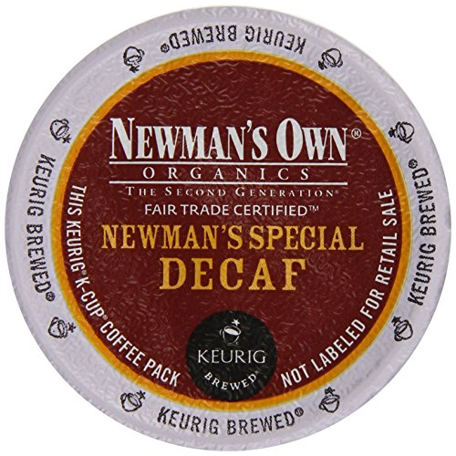 Keurig, Newman'S Own Organics, Newman'S Special Decaf, K-Cup Packs, 50 Count front-598444