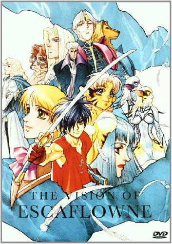 The Vision Of Escaflowne - Perfect Edition Box Ltd (Eps 01-26) (7 Dvd)