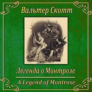 Legenda o Montroze Hörbuch