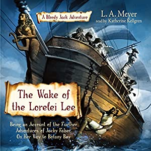 The Wake of the Lorelei Lee Audiobook