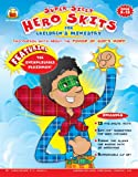 img - for Super-Silly Hero Skits for Children's Ministry, Grades K - 7: Two-Person Skits about the Power of God's Word! book / textbook / text book