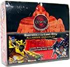 Chaotic Card Game Secrets of the Lost City: Alliances Unraveled Series 8 Booster Box (24 Packs)