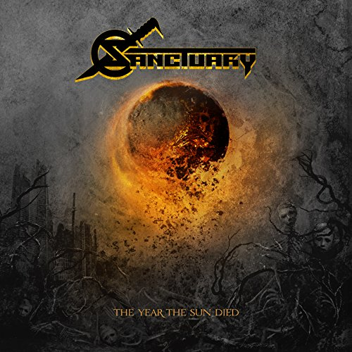 Sanctuary-The Year The Sun Died-CD-FLAC-2014-JLM Download