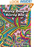 Paisley Designs Coloring Book (Dover...