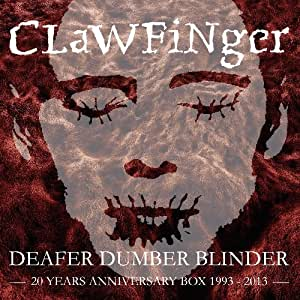 Deafer dumber blinder - 20 years anniversary box