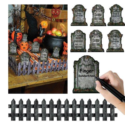 Tabletop Graveyard : package of 9