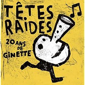 Best Of - 20 ans de Ginette
