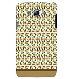 PrintDhaba Pattern D-1584 Back Case Cover for SAMSUNG GALAXY ON 5 (Multi-Coloured)
