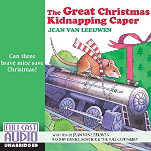 The Great Christmas Kidnapping Caper Audiobook