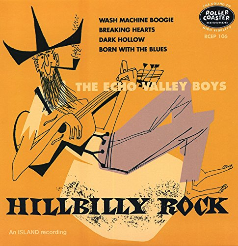 Hillbilly Rock 7inch, 45rpm, EP, PS
