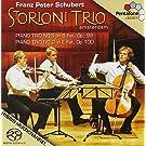 Schubert - Piano Trios