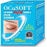 Ocusoft Lid Scrub Plus (20 pezzi) compresse individuali imbevute