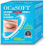 Ocusoft Lid Scrub Plus (20 Individually Wrapped Pre- Moistened Pads)
