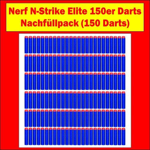 Hasbro - Nerf N-Strike Elite 150er Darts Nachfüllpack (150 Darts)