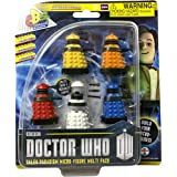 Doctor Who Character Builder Dalek Paradigm Micro-Figure Multi Pack Construction Toy