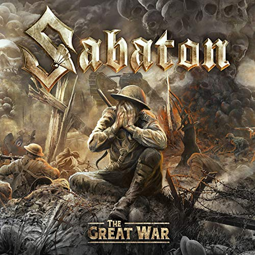 CD : SABATON - Great War