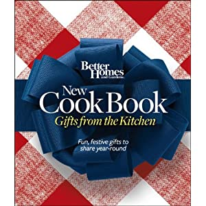 Better Homes and Gardens New Cook Book: Food Gifts from Your Kitchen (Better Homes & Gardens Plaid)