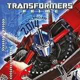 Official Transformers Prime 2014 Calendar (Calendars 2014)