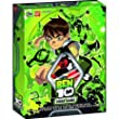 Ben 10 Collectible Trading Cards Game Starter Deck Set a & B . 80 Cards Total!