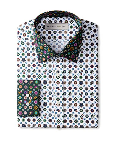 Etro Men's Long Sleeve Shirt