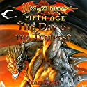 The Day of the Tempest: Dragonlance: Dragons of a New Age, Book 2 Audiobook by Jean Rabe Narrated by Josh Clark