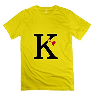 Cotton Capital Letter K Awesome Letter K