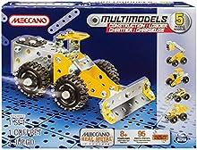 Comprar Meccano - Set 5 Modelos Vehículos de Construcción