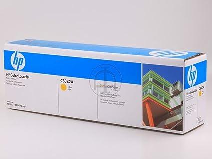 HP - Hewlett Packard Color LaserJet CM 6040 F MFP (824A / CB 382 A) - original - Toner yellow - 21.000 Pages