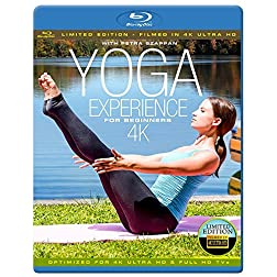 YOGA EXPERIENCE FOR BEGINNERS 4K [Blu-ray]