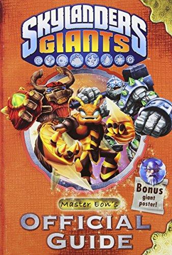 By Grosset & Dunlap Skylanders Giants: Master Eon's Official Guide (Skylanders Universe) (Pap/Pstr)