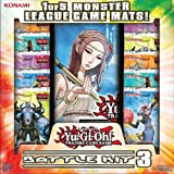 YuGiOh Monster League Sealed Play Battle Kit 3 [10 Packs & 1 RANDOM Playmat]