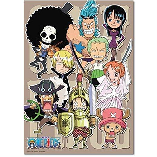 Puzzle-One Piece-Nuovo SD Nuovo Mondo paglia cappelli (300pc) ufficiale ge53063