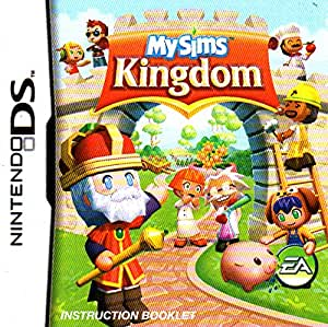 Amazon.com: My Sims Kingdom DS Instruction Booklet