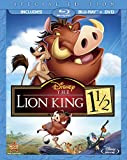 Image de The Lion King 1 1/2 Special Edition (Two-Disc Blu-ray/DVD Combo in Blu-ray Packaging)