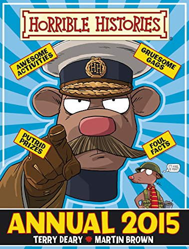 Terry Deary - Horrible Histories Annual 2014