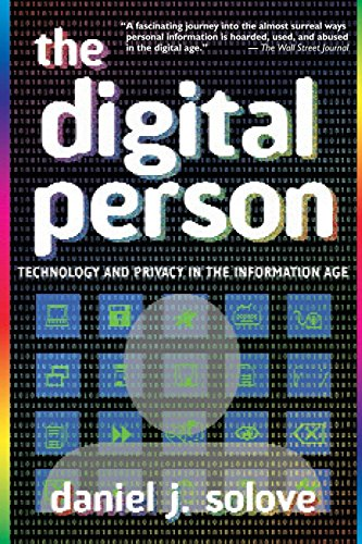 The Digital Person: Technology And Privacy In The Information Age (Digital Privacy compare prices)