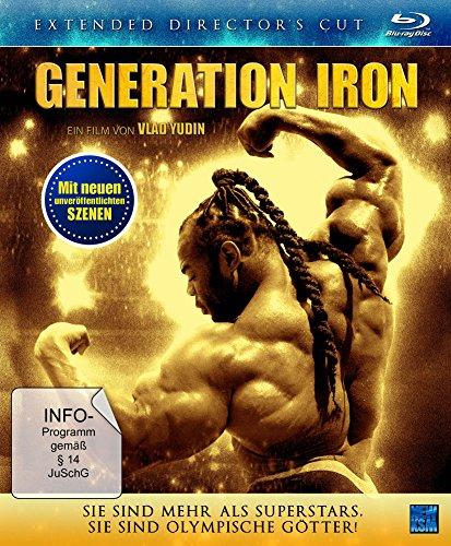 Generation Iron - Directors Cut [Blu-ray]