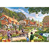 Gibsons Rural life Jigsaw Puzzle (1000 Pieces)