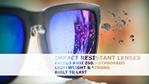 c03c7921805 Best SEEK OPTICS Replacement Lenses Oakley GASCAN - Polarized Blue Mirror