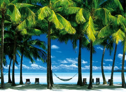 Clementoni Cook Islands 1500 Piece Jigsaw Puzzle front-316081