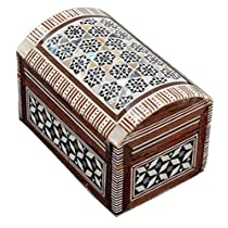 Mother of Pearl Egyptian Box