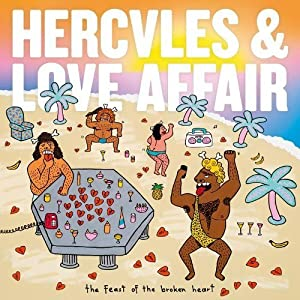The Feast of the Broken Heart by Hercules and Love Affair [Music CD]
