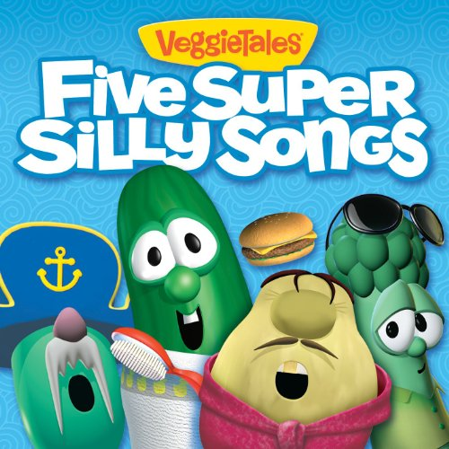 Five Super Silly Songs