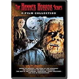 The Hammer Horror Series 8-Film Collection