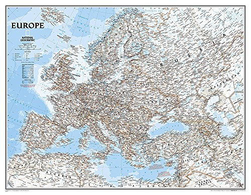 Europe: NG.PC620075 (National Geographic Reference Map)